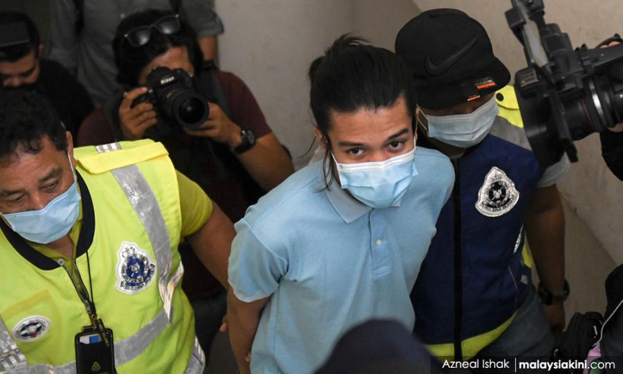 Malaysiakini - Dai Syed berdepan pertuduhan seks luar tabii
